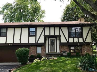Maumee Single Family Home For Sale: 410 Hertford Court
