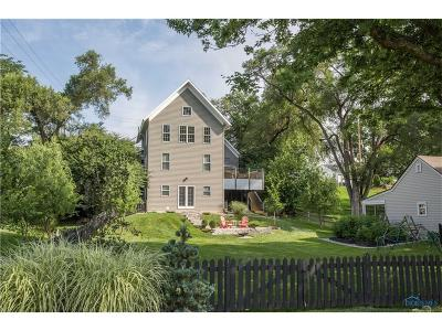 Perrysburg Single Family Home Contingent: 117 Mulberry Street