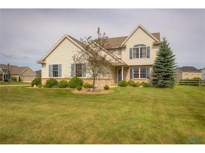 Sylvania Single Family Home For Sale: 5721 Hawksbridge Circle