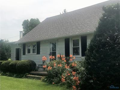 Curtice Single Family Home Contingent: 10102 Sacks Road