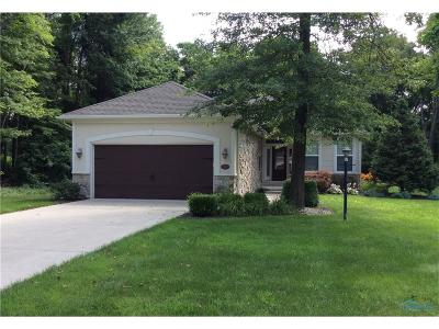 Toledo Single Family Home For Sale: 1616 Deer Trail Drive