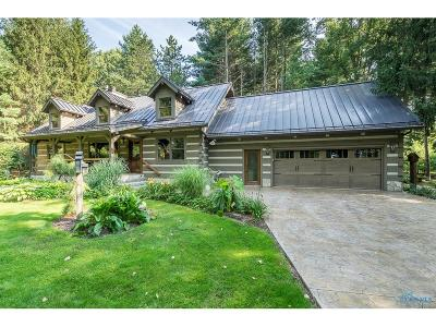 Swanton Single Family Home For Sale: 1390 County Road Ef