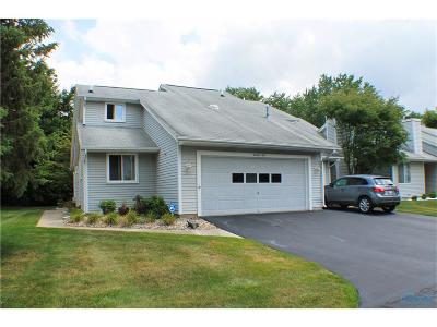 Toledo Condo/Townhouse For Sale: 6955 Dorr Street #80