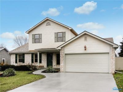 Toledo Single Family Home Contingent: 5940 Water Point Court