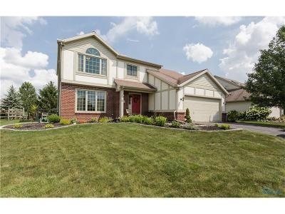 Perrysburg Single Family Home For Sale: 25324 Ramblehurst Drive