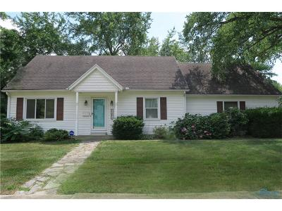 Sylvania Single Family Home For Sale: 7207 Brint Road