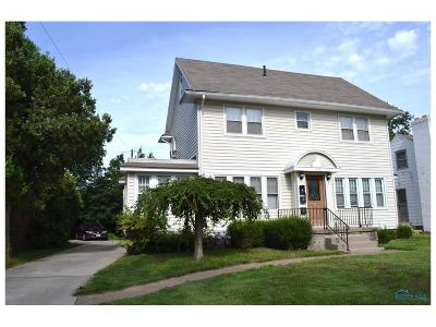 Toledo Multi Family Home For Sale: 1632 Circular Road