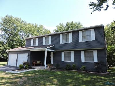 Sylvania Single Family Home For Sale: 4840 Sheringham Lane