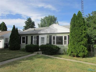 Maumee Single Family Home For Sale: 1024 Michigan Avenue