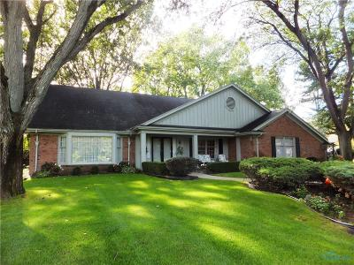 Toledo Single Family Home For Sale: 5329 Bainbridge Road