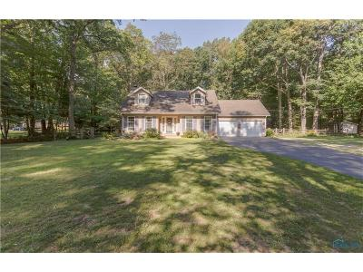 Sylvania Single Family Home Contingent: 2645 Elmwood Drive