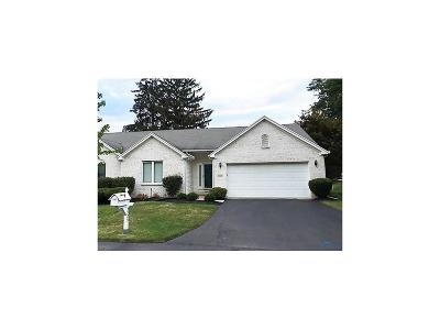 Toledo Condo/Townhouse Contingent: 5729 Waterford Place