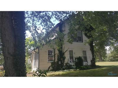 Swanton Single Family Home For Sale: 509 N Main Street
