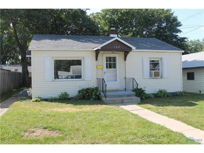 Swanton Single Family Home Contingent: 106 Fulton Street