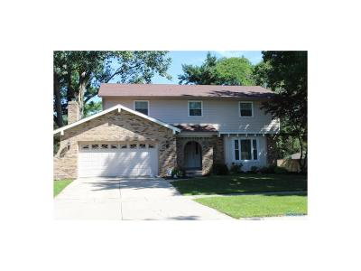Sylvania Single Family Home For Sale: 6762 Brintwood Road