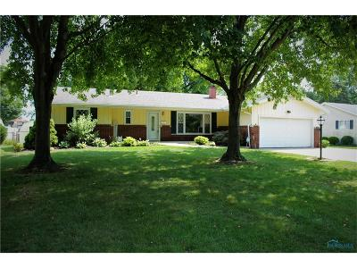 Toledo Single Family Home Contingent: 2247 Midlawn Drive
