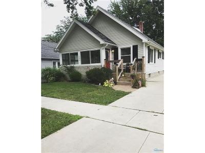 Perrysburg Single Family Home Contingent: 104 Silver Maple Drive