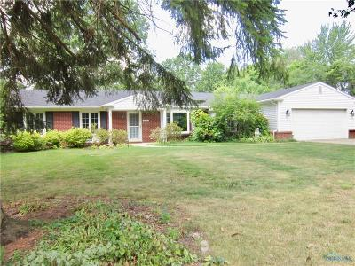 Sylvania Single Family Home For Sale: 6021 Flanders Road