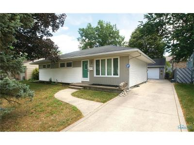 Single Family Home Sold: 5334 Sandra Drive