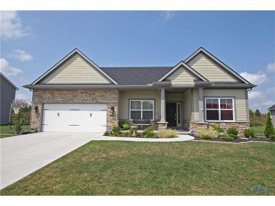 The Quarry Single Family Home For Sale: 7708 Indian Town Road