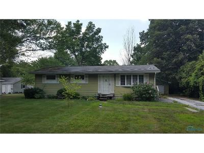Sylvania Single Family Home Contingent: 5929 Huntington Road