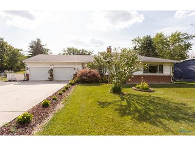 Rossford Single Family Home Contingent: 630 Glenwood Road