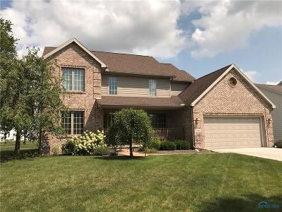 Sylvania Single Family Home For Sale: 5864 Porsha Drive