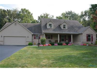 Sylvania Single Family Home Contingent: 4963 Westminister Road