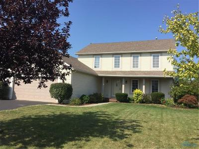 Perrysburg Single Family Home For Sale: 26453 W Oak Meadow Drive