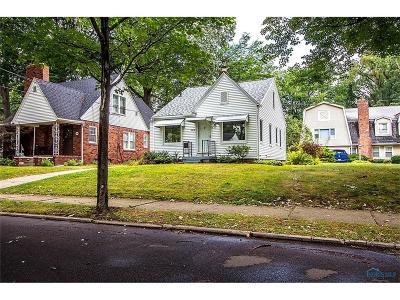 Toledo Single Family Home For Sale: 2410 Lambert Drive