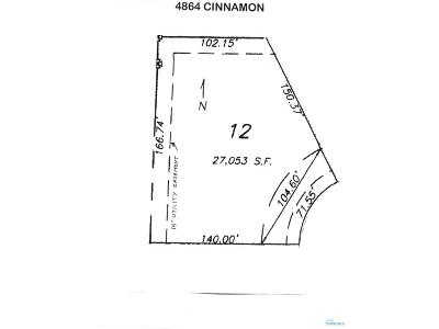 Sylvania Residential Lots & Land For Sale: 4864 Cinnamon Lane