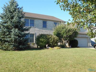 Waterville Single Family Home For Sale: 7900 Royal Hampton Lane