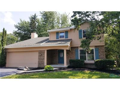 Perrysburg Single Family Home For Sale: 9491 Bishopswood Lane