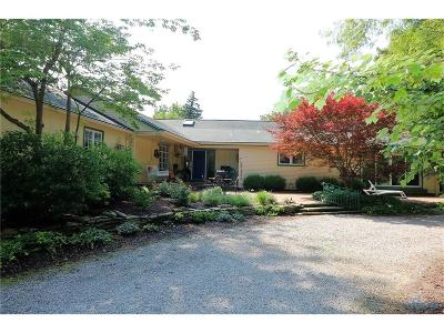 Maumee Single Family Home For Sale: 2803 River Road