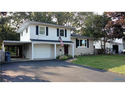 Sylvania Single Family Home For Sale: 4531 Framingham Drive
