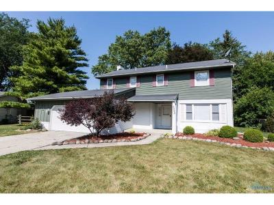 Maumee Single Family Home For Sale: 2540 Patrice Lane