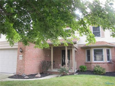 Perrysburg Single Family Home For Sale: 639 Rutledge Court