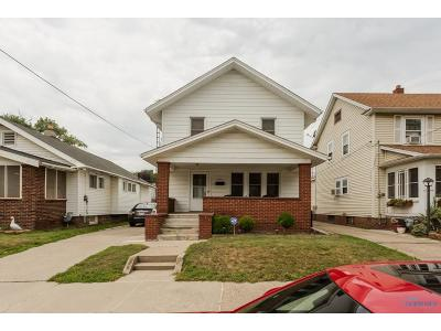 Toledo Single Family Home For Sale: 948 Woodsdale Avenue