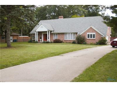 Toledo Single Family Home For Sale: 1522 Eastgate Road