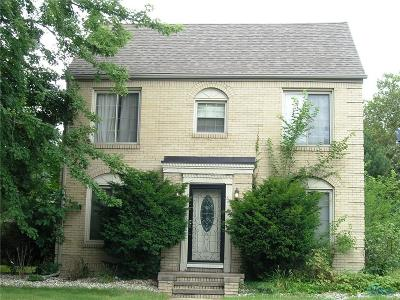 Toledo OH Multi Family Home For Sale: $155,000