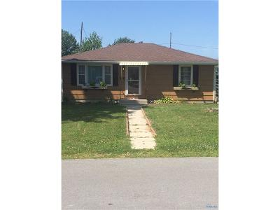 Single Family Home For Sale: 1320 West Street