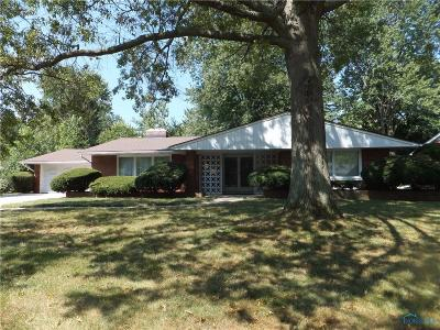 Toledo Single Family Home For Sale: 3415 Orchard Trail Drive