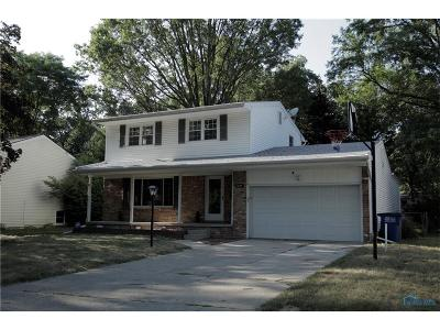 Toledo Single Family Home For Sale: 6224 Applegate Drive
