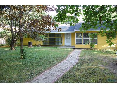 Toledo Single Family Home For Sale: 5241 Melvin Drive