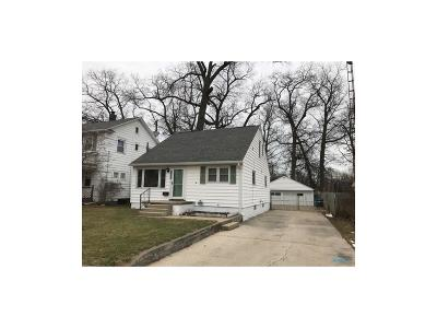 Toledo Single Family Home For Sale: 5446 Gay Street