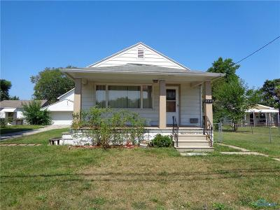 Toledo Single Family Home For Sale: 2545 Consaul Street