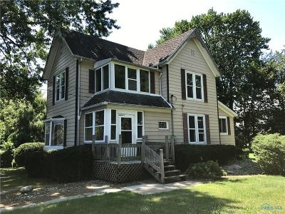Toledo OH Single Family Home For Sale: $149,900