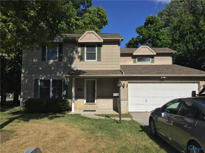 Toledo OH Single Family Home For Sale: $145,900