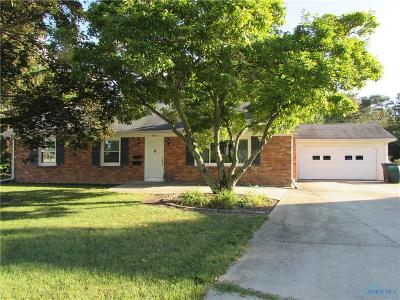 Perrysburg Single Family Home For Sale: 506 Colony Court