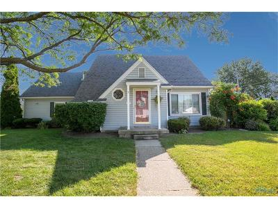 Toledo OH Single Family Home For Sale: $147,900